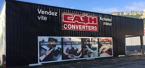 Photo Cash Converters standard