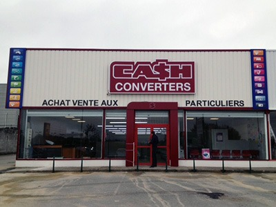 Cash Converters s'implante à Limoges !