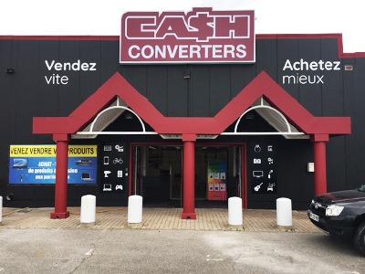 Cash Converters s'implante à Sorgues près d'Avignon !