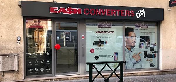 Cash Converters ouvre à Nanterre
