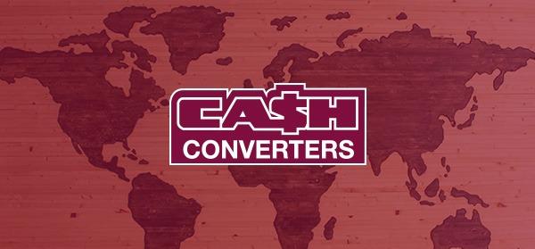 LA FRANCHISE CASH CONVERTERS, UN RAYONNEMENT MONDIAL