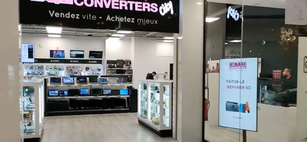Cash Converters Marseille a agrandi son magasin